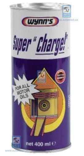 Присадка в моторное масло Super Charge 400мл WYNN'S 51351
