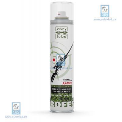 Оружейное масло универсальное 320мл XADO XB20903