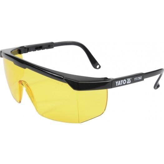 Очки защитные открытые YATO YT7362