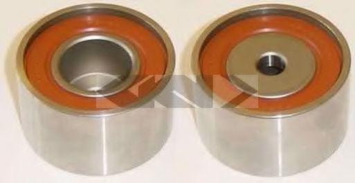 Паразитный / Ведущий ролик, зубчатый ремень SPIDAN 67935