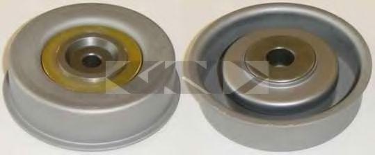 Паразитный / Ведущий ролик, зубчатый ремень SPIDAN 68337