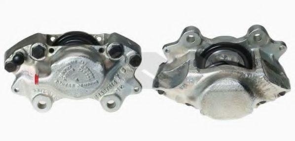 Тормозной суппорт SPIDAN 400186