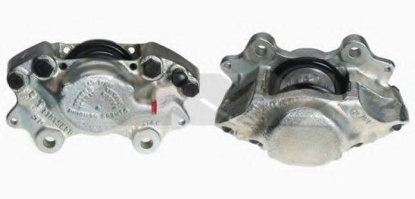 Тормозной суппорт SPIDAN 400187