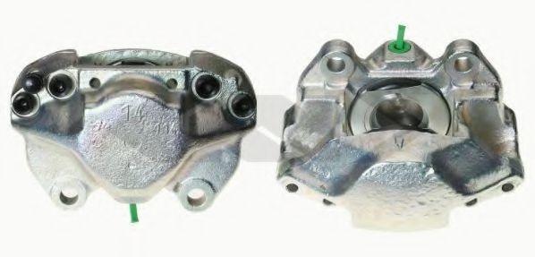 Тормозной суппорт SPIDAN 400356