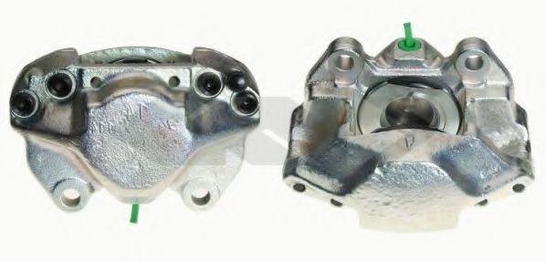 Тормозной суппорт SPIDAN 400357