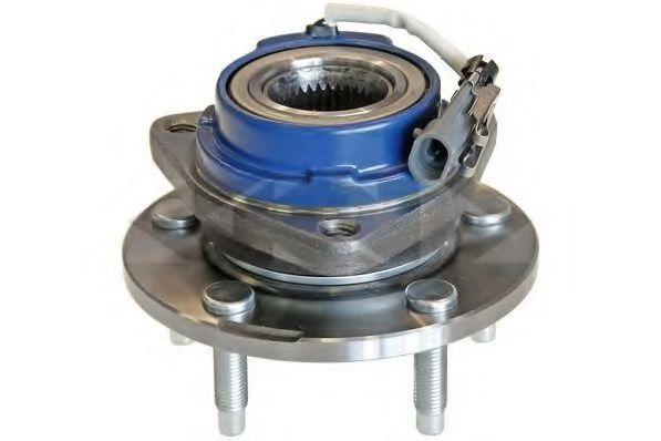 Комплект подшипника ступицы колеса SPIDAN 27524