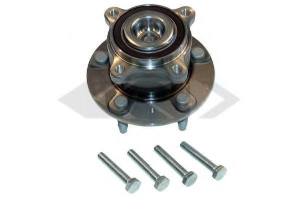 Комплект подшипника ступицы колеса SPIDAN 72074
