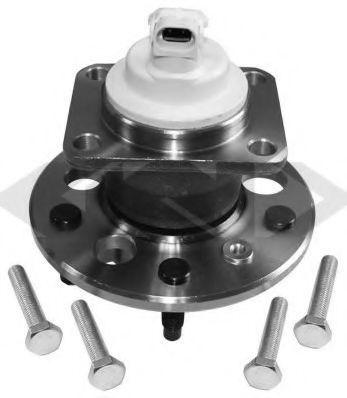 Комплект подшипника ступицы колеса SPIDAN 27529