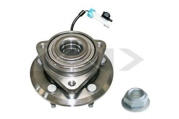 Комплект подшипника ступицы колеса SPIDAN 27680