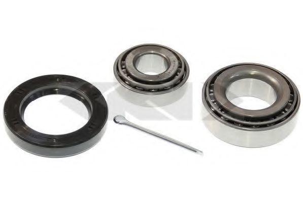 Комплект подшипника ступицы колеса SPIDAN 26402