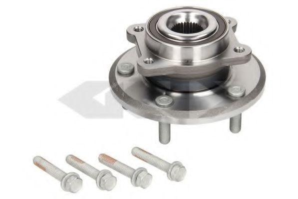Комплект подшипника ступицы колеса SPIDAN 72339