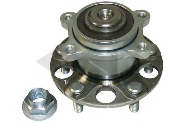 Комплект подшипника ступицы колеса SPIDAN 72056