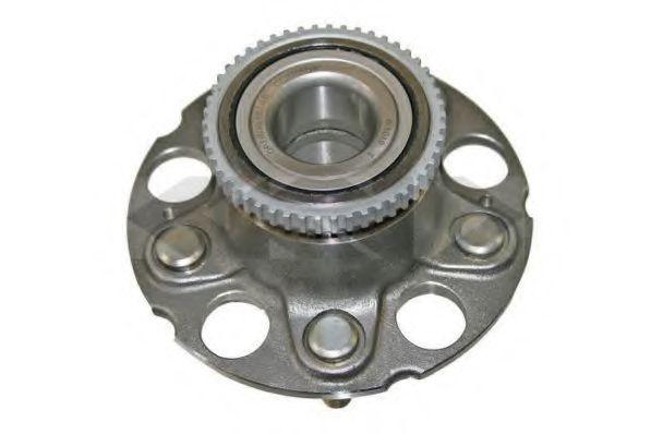 Комплект подшипника ступицы колеса SPIDAN 27862
