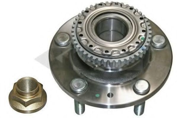 Комплект подшипника ступицы колеса SPIDAN 27770