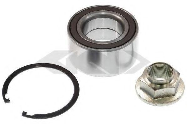 Комплект подшипника ступицы колеса SPIDAN 72539
