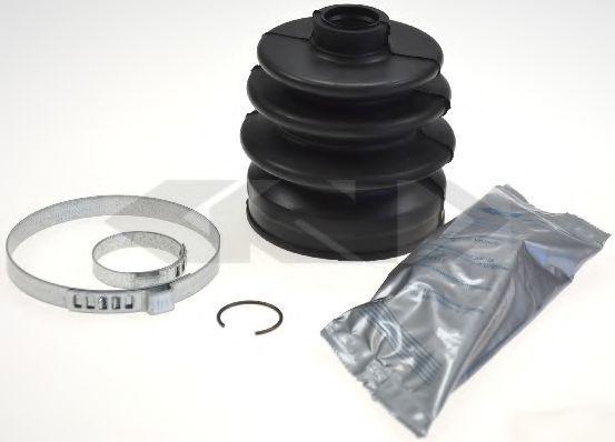 Пыльник ШРУС наружный комплект SPIDAN 25508