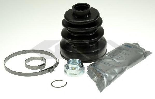 Пыльник ШРУС комплект SPIDAN 26196