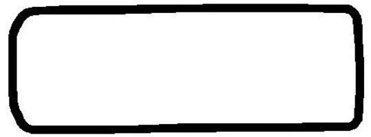 Прокладка клапанной крышки ELRING 095.036