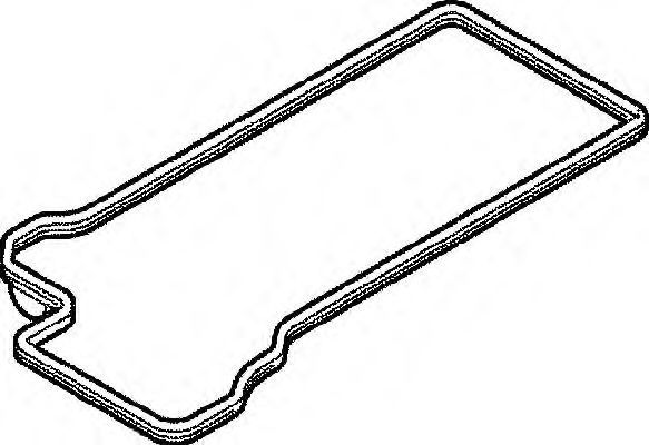 Прокладка клапанной крышки ELRING 266160