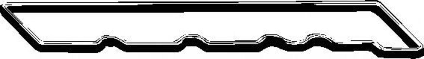 Прокладка клапанной крышки ELRING 191.698