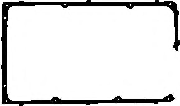 Прокладка, крышка головки цилиндра ELRING 217484