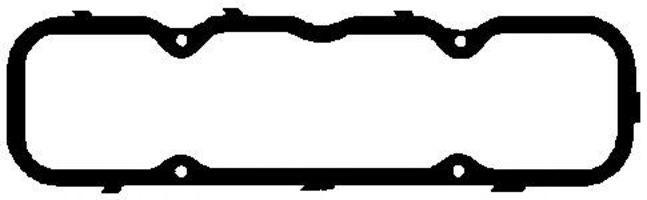 Прокладка, крышка головки цилиндра ELRING 237787