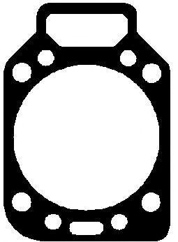 Прокладка, головка цилиндра ELRING 306519