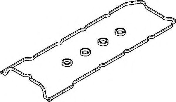 Комплект прокладок, крышка головки цилиндра ELRING 234120