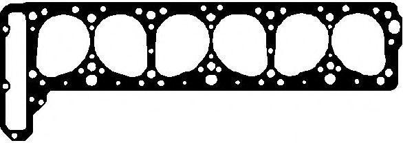 Прокладка, головка цилиндра ELRING 831221