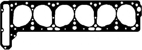 Прокладка, головка цилиндра ELRING 831426