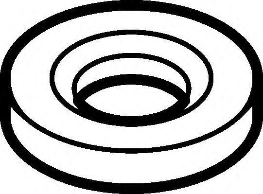 Прокладка клапанной крышки ELRING 056.790