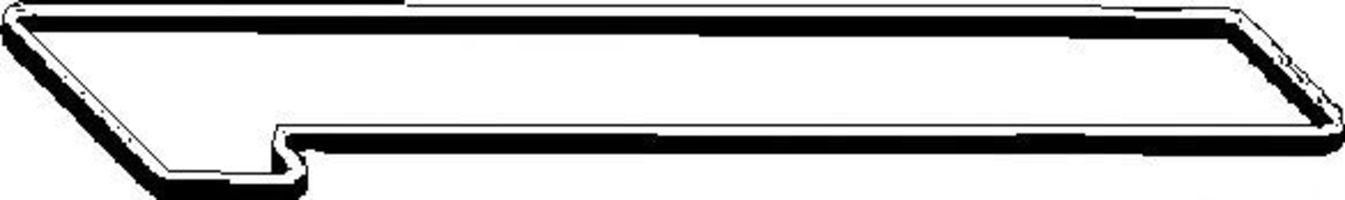 Прокладка клапанной крышки ELRING 019674