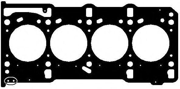 Прокладки блока цилиндров ELRING 076405