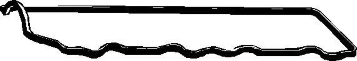 Прокладка клапанной крышки ELRING 560073