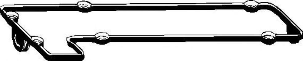 Прокладка клапанной крышки ELRING 594.350