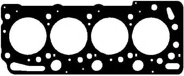 Прокладка ГБЦ ELRING 809710