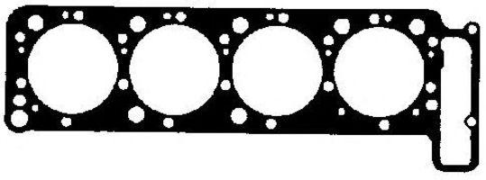 Прокладка ГБЦ ELRING 764361