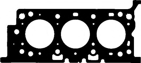 Прокладка ГБЦ ELRING 025.130