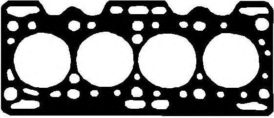 Прокладка, головка цилиндра ELRING 818047