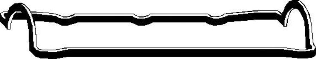 Прокладка, крышка головки цилиндра ELRING 828319