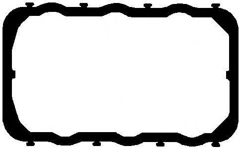 Прокладка клапанной крышки ELRING 828483