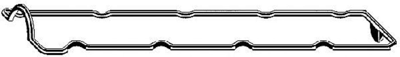 Прокладка клапанной крышки ELRING 893420