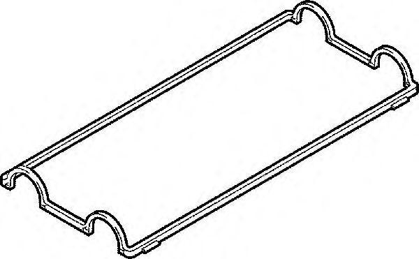 Прокладка клапанной крышки ELRING 166070