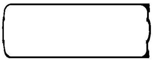 Прокладка клапанной крышки ELRING 704610