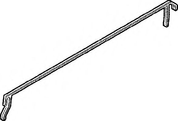 Прокладка, крышка головки цилиндра ELRING 304310