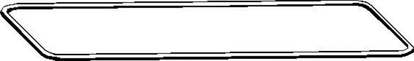 Прокладка клапанной крышки ELRING 519228