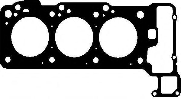 Прокладка ГБЦ ELRING 104.580