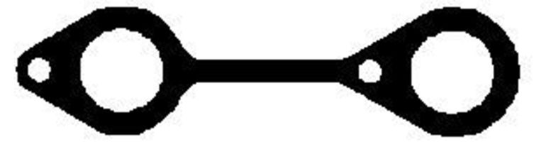 Прокладка клапанной крышки ELRING 755.991