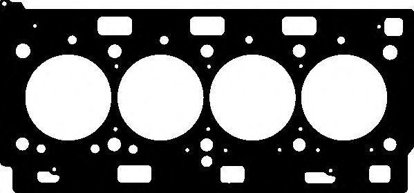 Прокладка ГБЦ ELRING 517.411