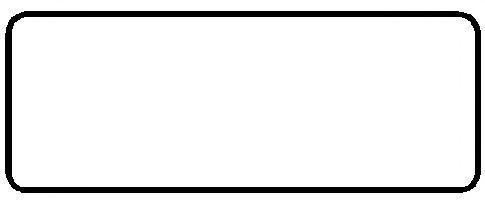 Прокладка клапанной крышки ELRING 144.750